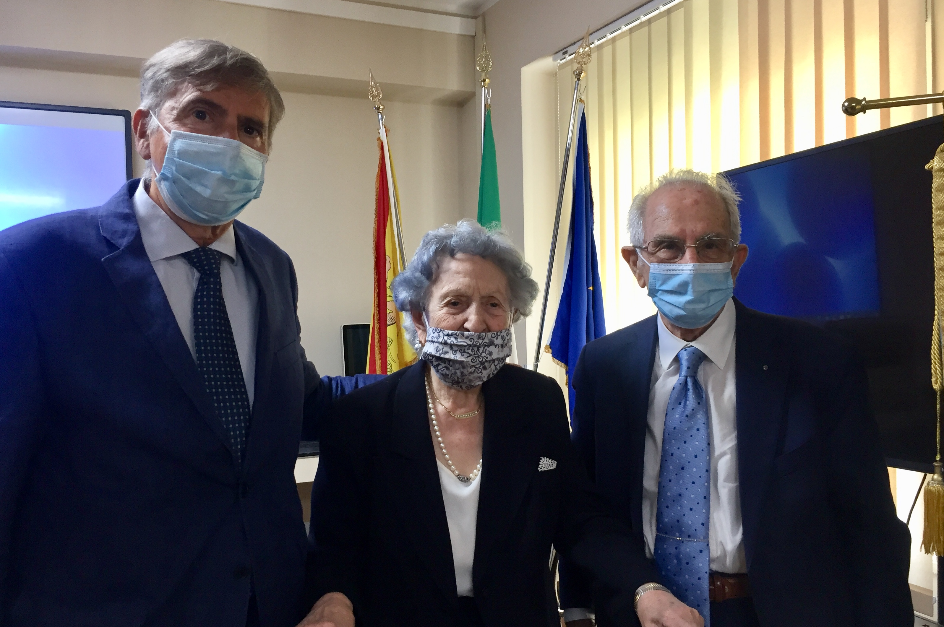 Medici pensionati, Roberto Leone presidente della Federazione di Caltanissetta