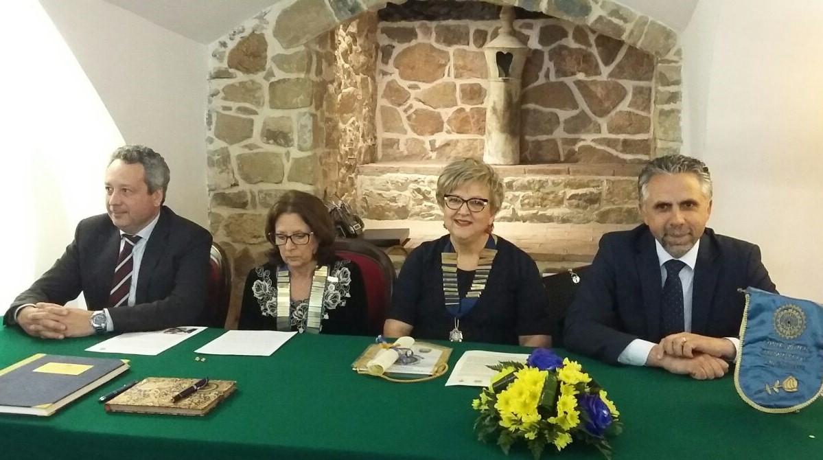 Gemellati i Club Inner Wheel di Caltanissetta e Ragusa-Contea di Modica