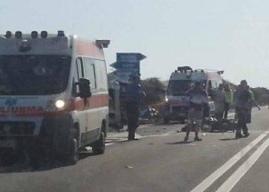 Incidente a Vizzini con 2 morti: uno  un bimbo, l'altro di Francofonte