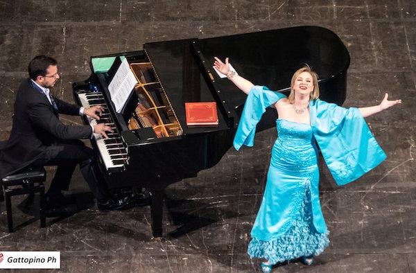 Musica, il soprano Daniela Schillaci in concerto a Ragusa Ibla