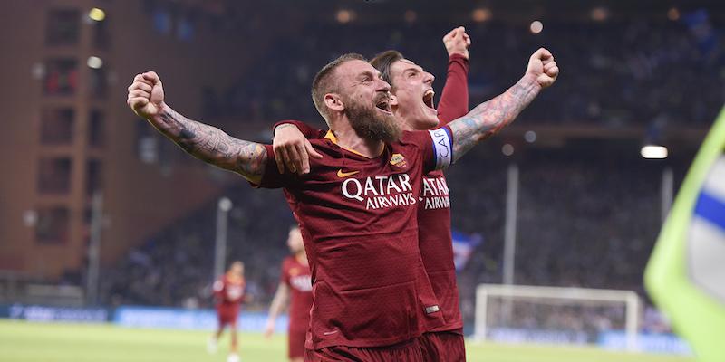 Finisce un'era alla Roma, Daniele De Rossi saluta i giallorossi