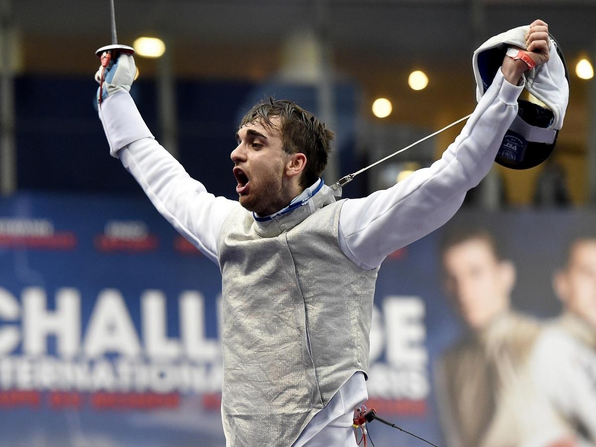 Scherma, l'acese Daniele Garozzo conquista il bronzo ai Mondiali di fioretto