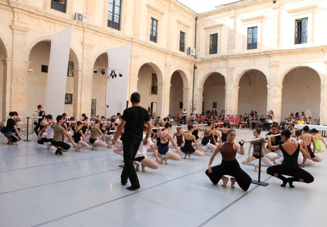 Modica, dal 6 al 10 luglio torna il concorso internazionale di danza
