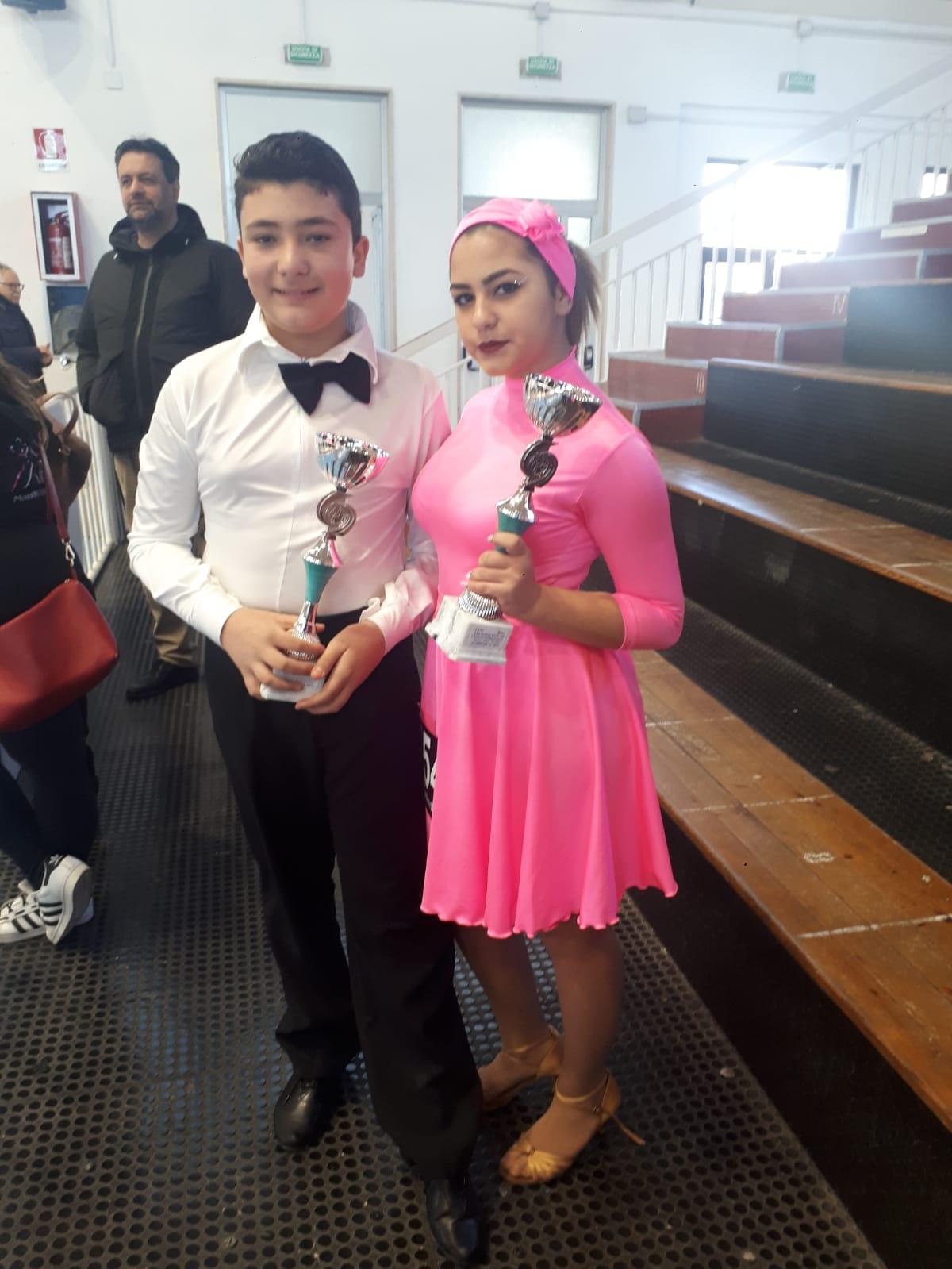 Danza sportiva, la 'Talent Dance' di Avola sul podio a Ragusa nel Trofeo delle Province