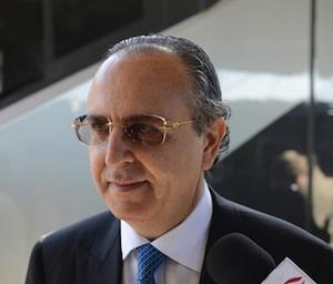 Palermo, libero l'ex presidente di Rete ferroviaria