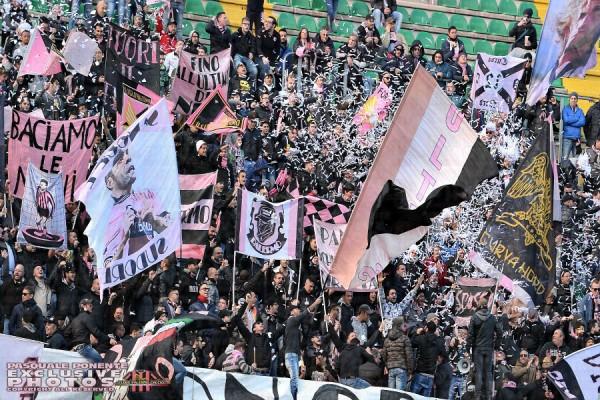 Daspo del questore di Palermo per tre fratelli: aggredirono tifosi del Milan