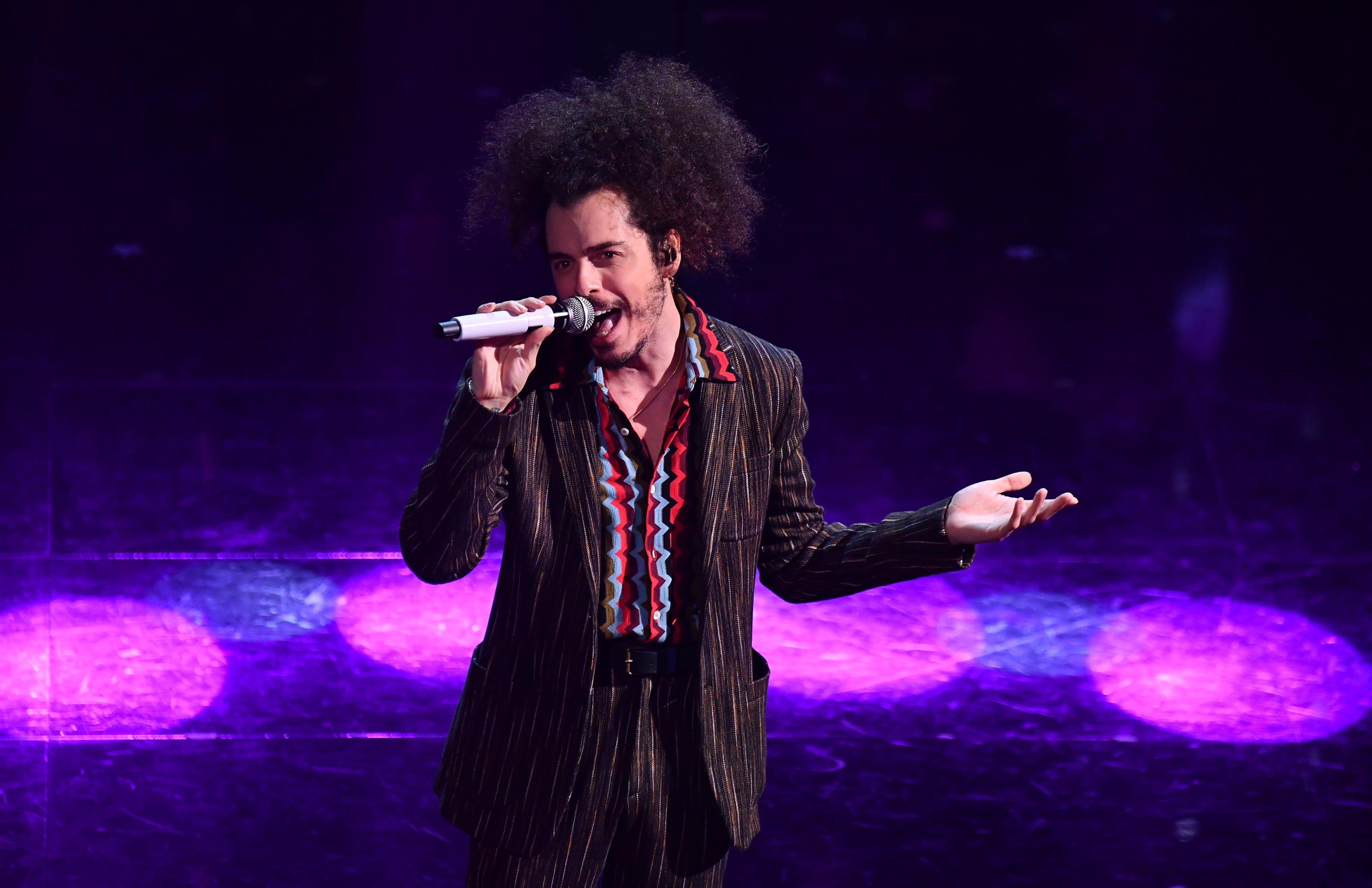 Festival Sanremo, al rapper palermitano Shorty il premio della Sala stampa