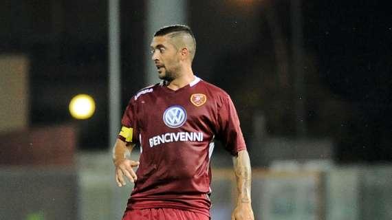 Calcio, il Palermo ingaggia il centrocampista De Rose: arriva dalla Reggina