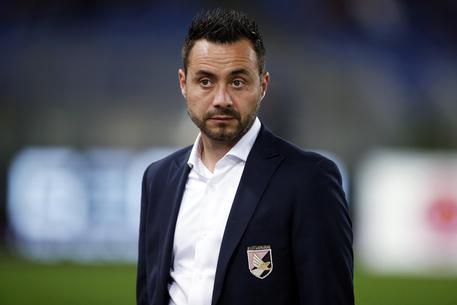 Il Palermo per il momento riconferma fiducia a De Zerbi
