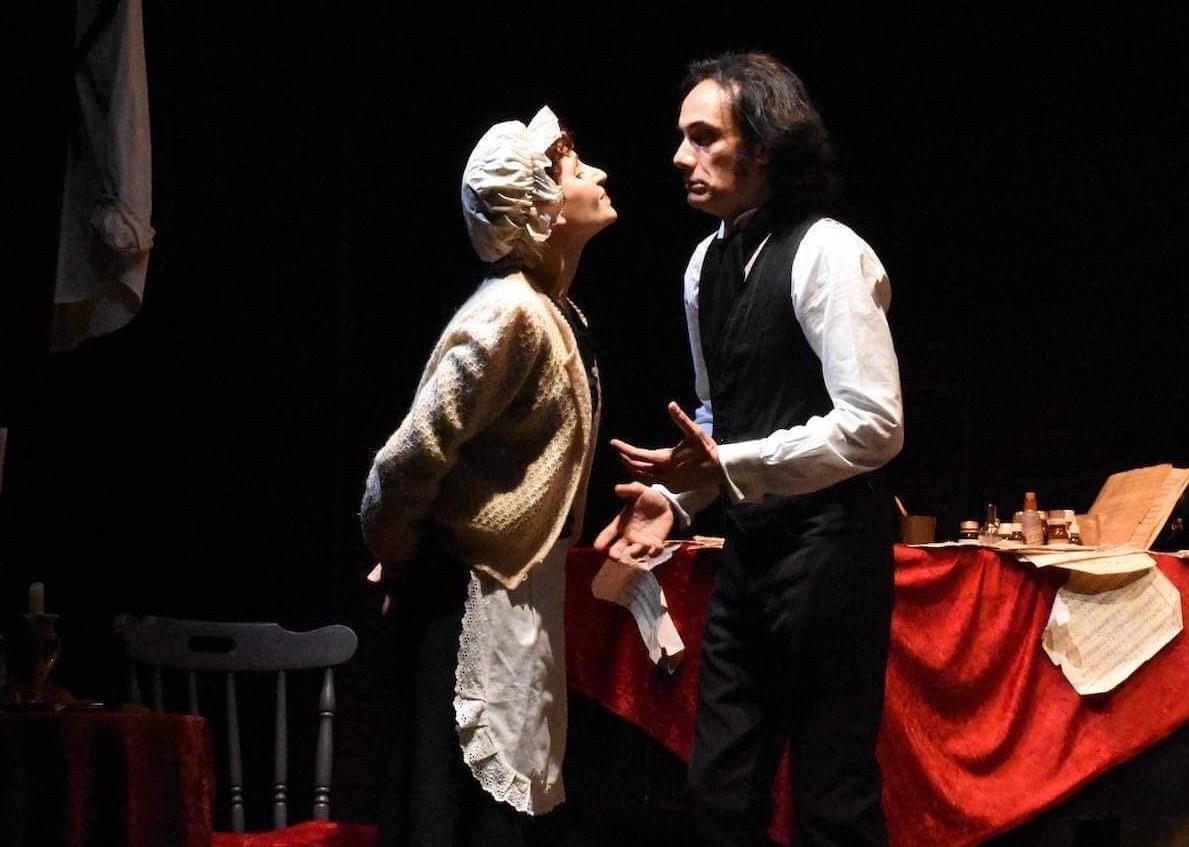 """Modica, Associazione Mozart: in scena al Teatro Garibaldi  """"Dear Ludwig""""."""