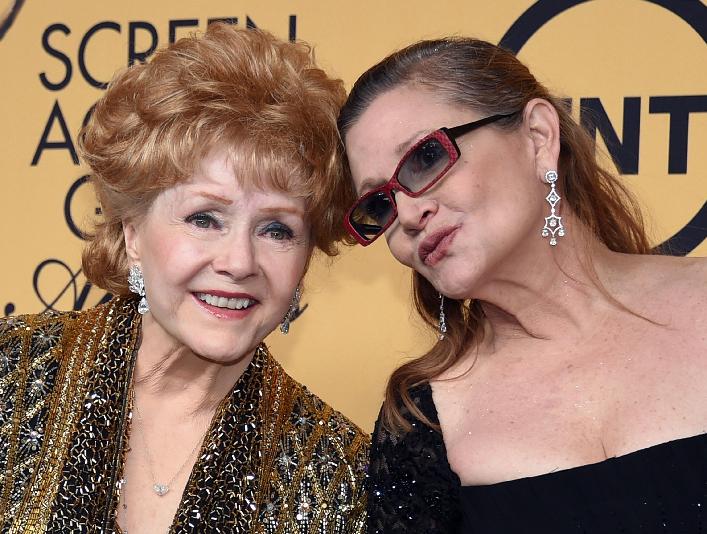 Addio a Debbie Reynolds: morta 2 giorni dopo la figlia Carrie Fisher