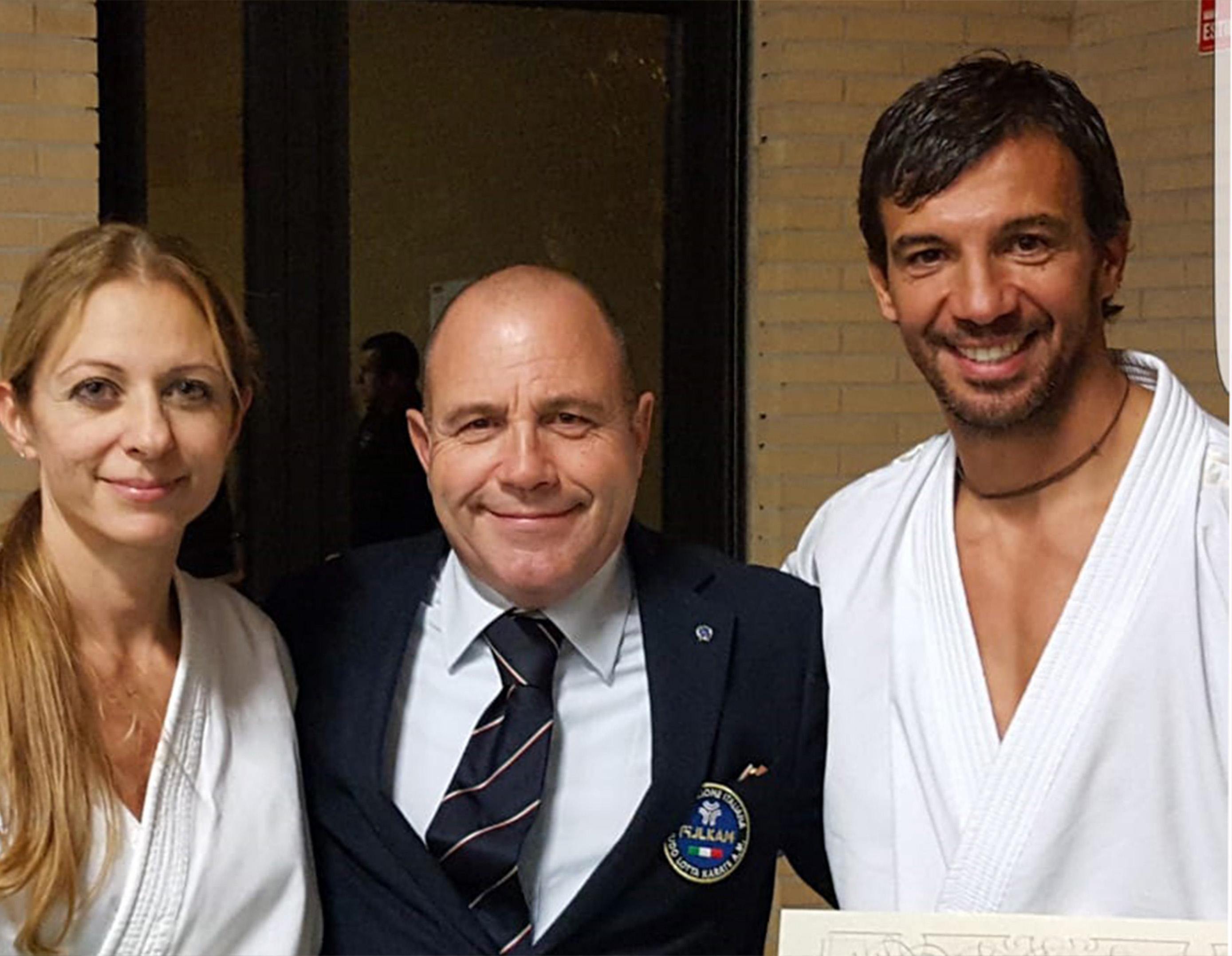 Pachino, il maestro  Bartolo icona del Karate è cintura nera sesto dan