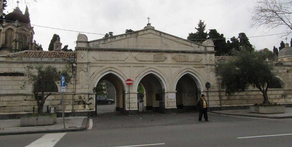 Catania, pronto il piano per la commemorazione dei defunti nei giorni 1 e 2