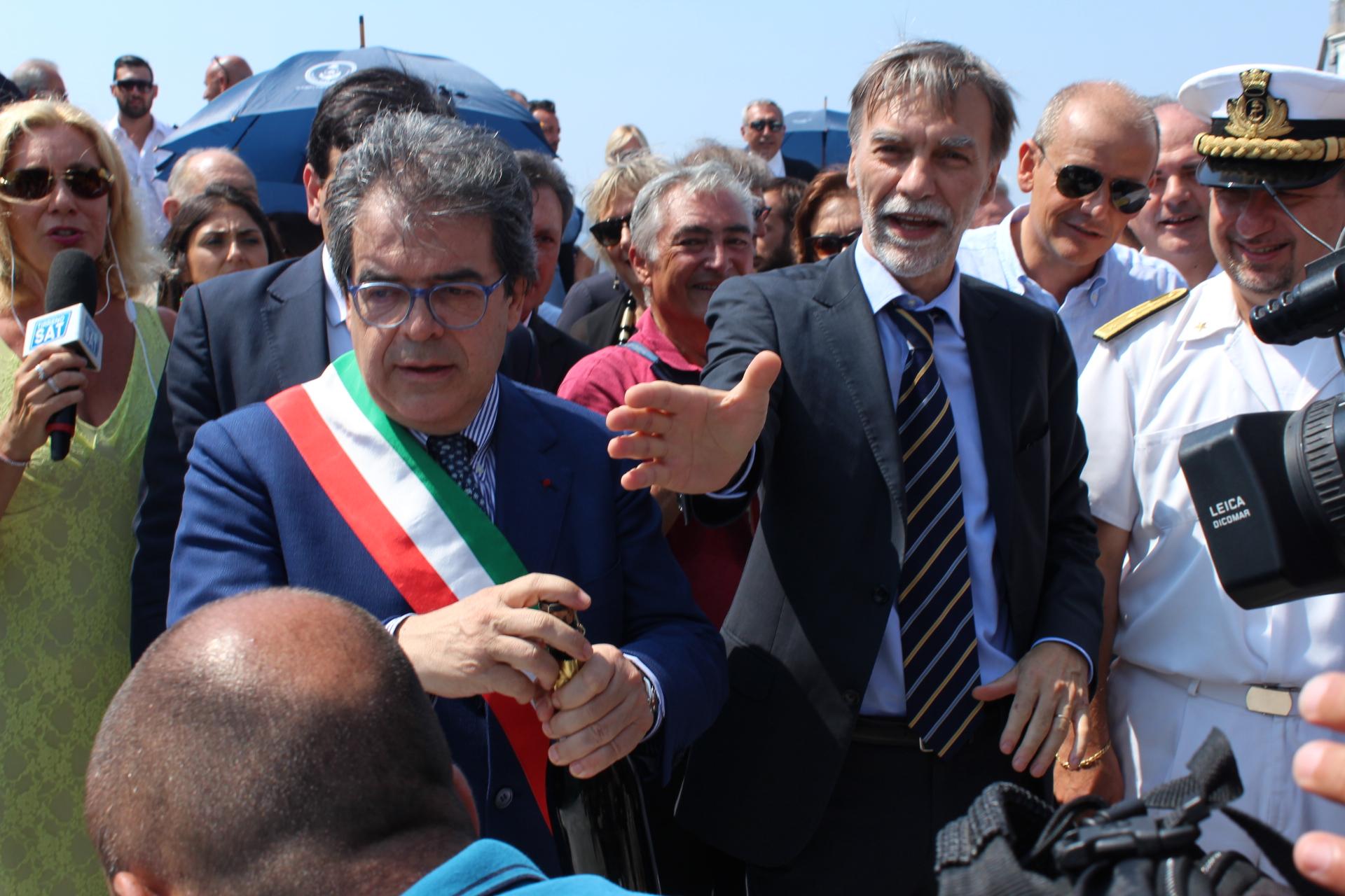 Delrio a Catania: