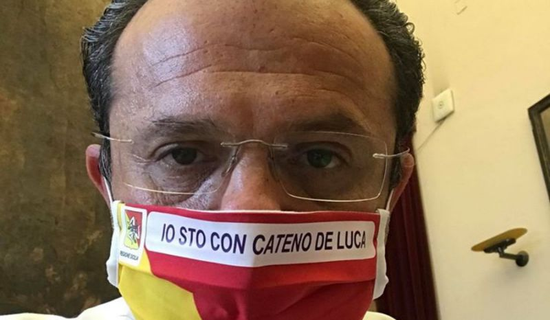 Fase 2, il sindaco di Messina a Conte: misure diversificate per il Sud