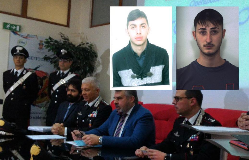 """Furti con """"spaccata"""" nel Siracusano: catturati altri due catanesi"""