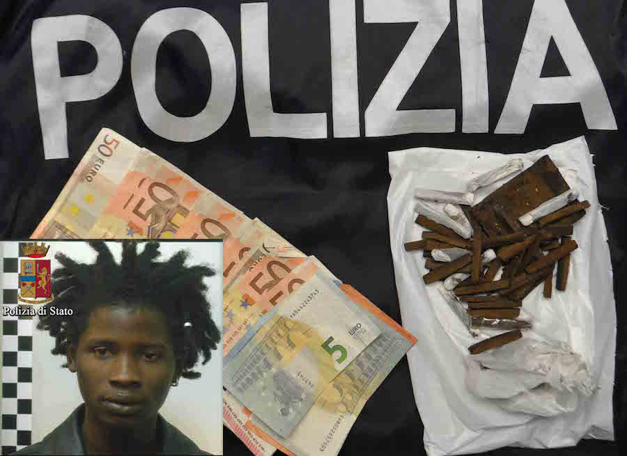 Vittoria, portava droga in un Centro accoglienza: arrestato