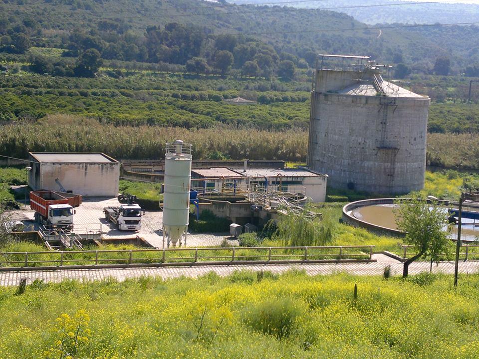 Vittoria, lavori al depuratore di contrada Colobria e alla discarica di Pozzo Bollente