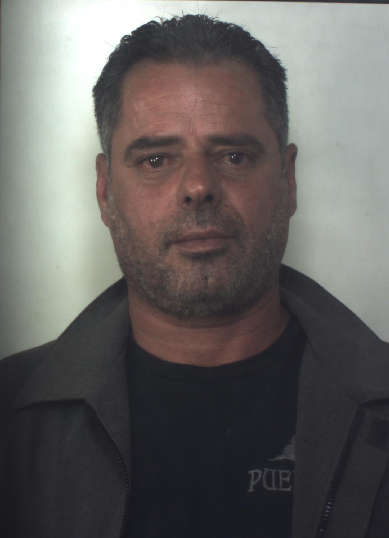 Siracusa, arrestato nella notte Andrea Deuscit: deve scontare 5 anni