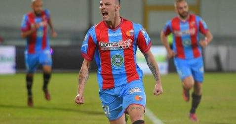 L'assalto finale del Catania al Potenza non basta: finisce in parità ( 1 - 1)