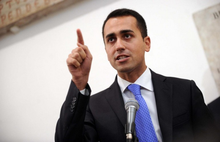 """Di Maio (M5s): """"Il sindaco di Siracusa chiarisca tutto sulla vicenda della mafia"""""""