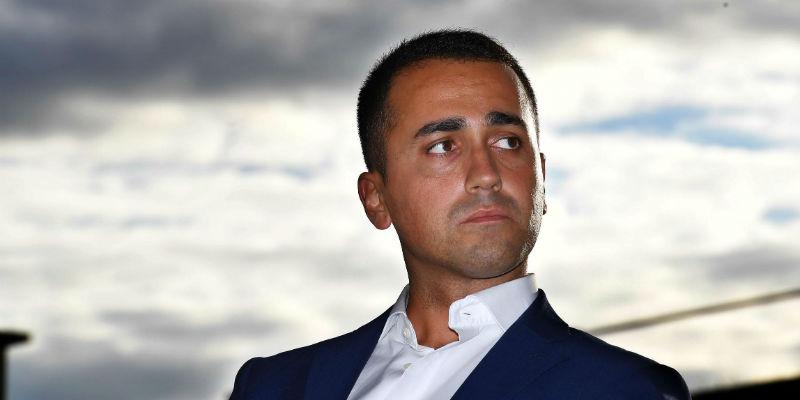 """Di Maio dopo il maltempo in Sicilia: """"I partiti hanno governato come avvoltoi"""""""