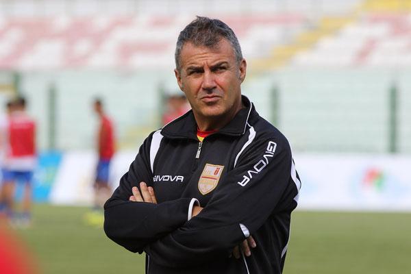 Raffaele Di Napoli è il nuovo allenatore del Messina