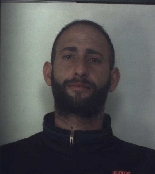 Siracusa, prelevato e portato in carcere per 'evasione'