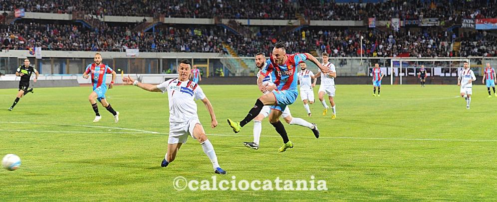 Play off di C, il Catania 'pesca' il Trapani: la prima di andata al 'Massimino'