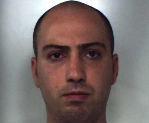 Commise una rapina nel Catanese, in cella per scontare un anno e sei mesi