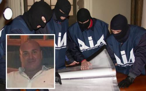 Mafia, sequestrati beni per 7mln a Fabio Manservigi di Augusta