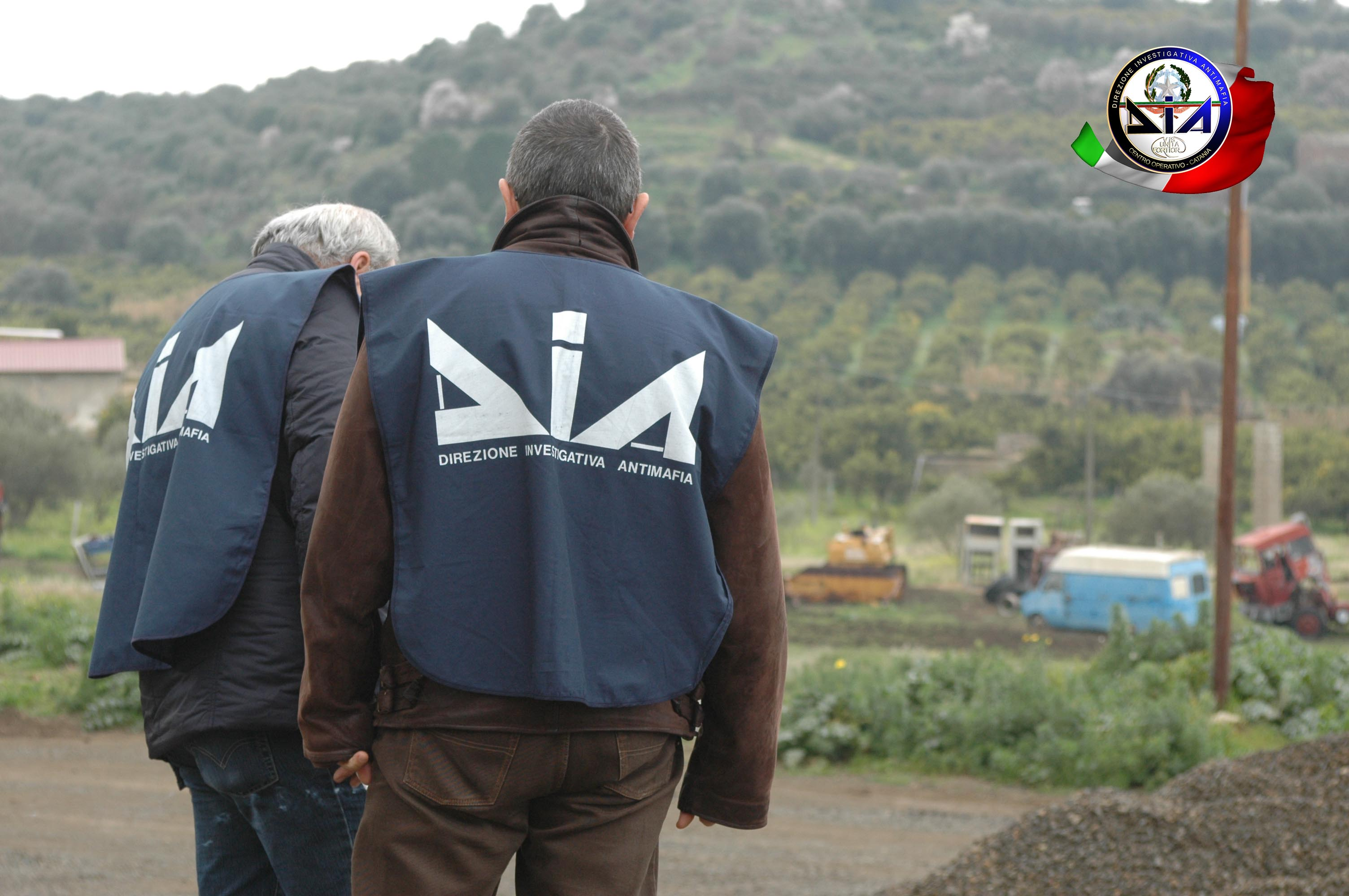 Mafia, la Dia sequestra beni per 1,3 milioni a un imprenditore del Messinese