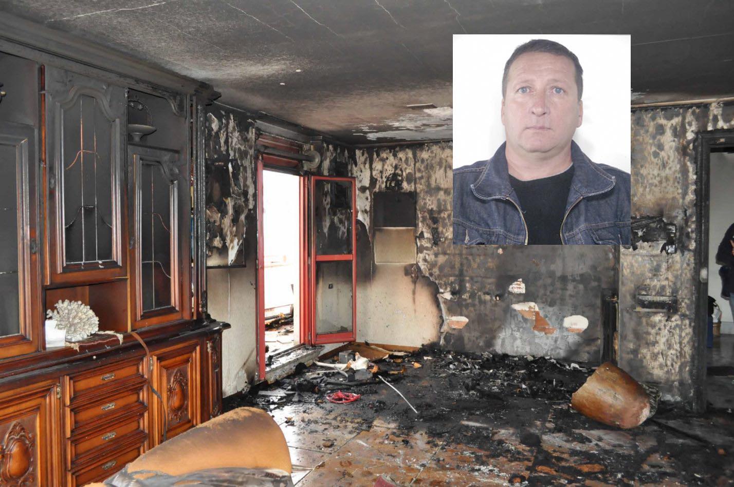 Adrano, viene sfrattato: si vendica e dà fuoco alla padrona di casa