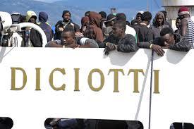 Non si ferma l'ondata di sbarchi, domani a Catania altri 300 migranti