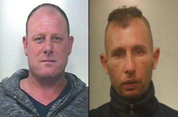 Commisero un furto nel Foggiano nel 2008: due arresti a Noto