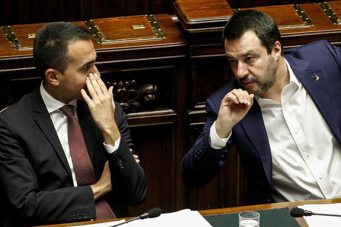 Diciotti, il M5s dice no al processo a Salvini col 59, 05%