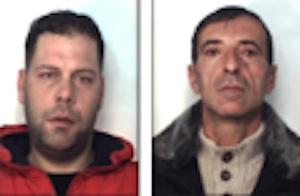 Catania, violata la sorveglianza speciale: due bloccati dai carabinieri