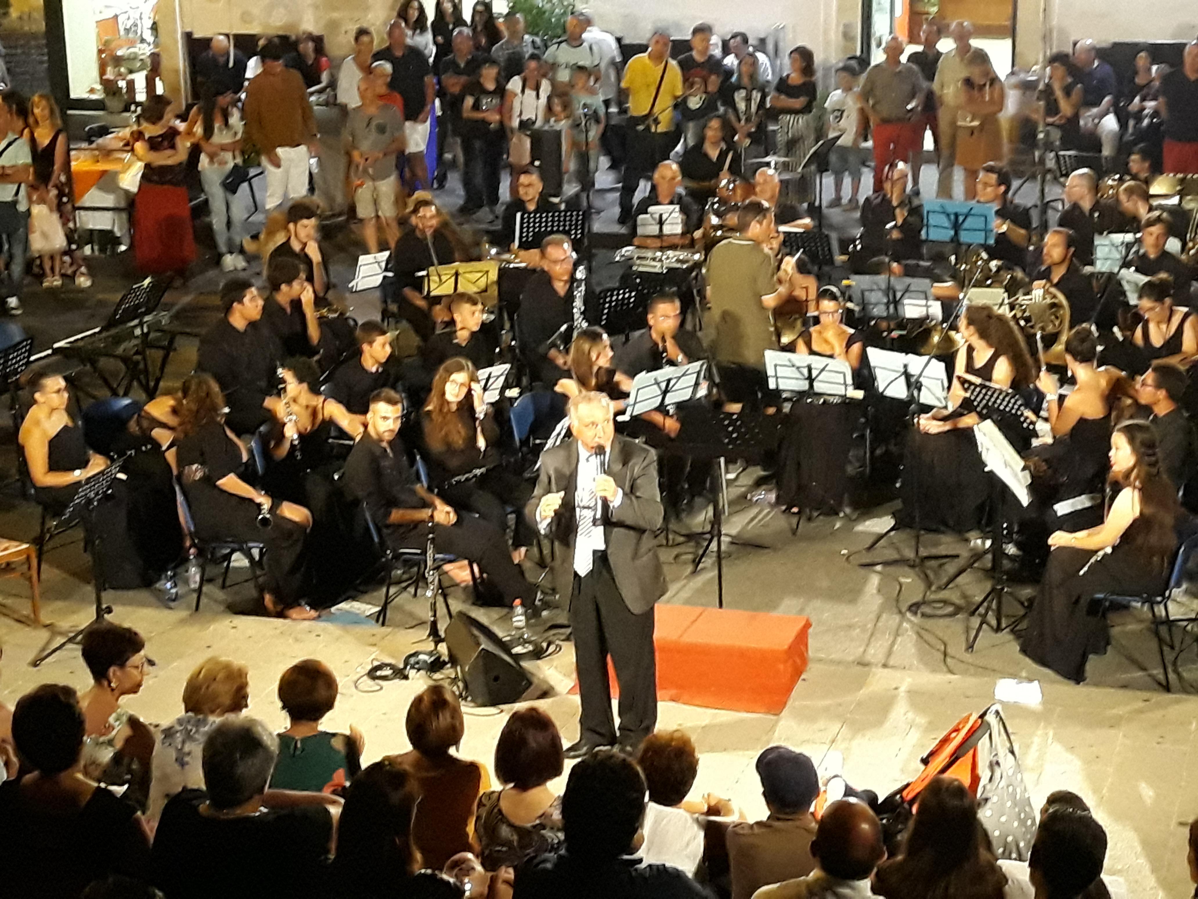 Modica, un concerto-omaggio dedicato al Maestro Francesco Di Pietro