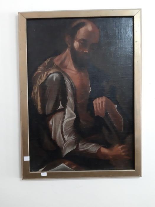 Antiquari di Reggio Calabria, padre e figlio arrestati per un dipinto rubato