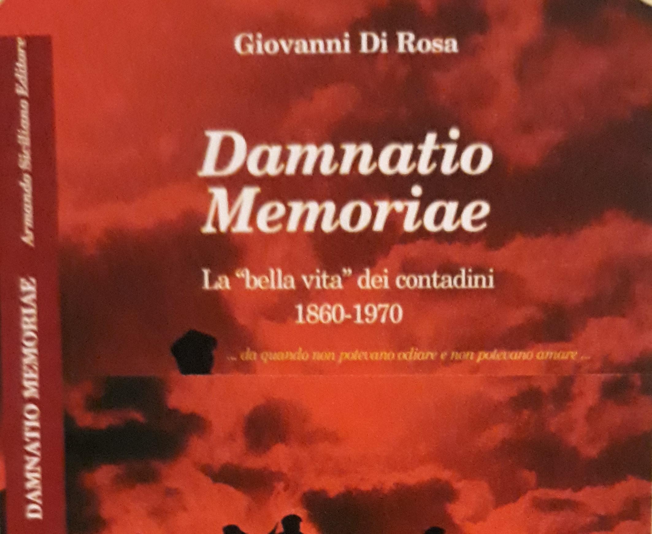 Modica, al Palazzo della cultura si presenta libro di Giovanni Di Rosa