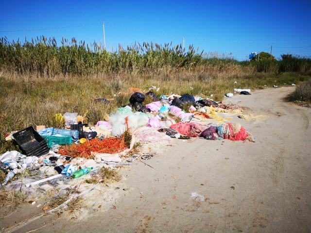 """""""Sagra della spazzatura"""" a Portopalo di Capo Passero"""