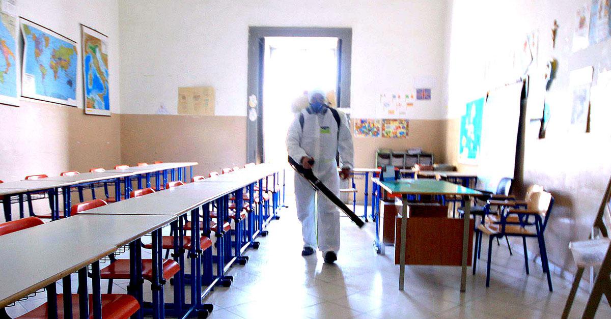 Rosolini, scuole chiuse per la disinfestazione