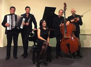 Siracusa, domenica un concerto di Divertango Quintet