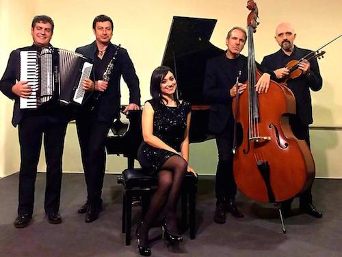 """""""Divertango Quintet"""" al Teatro Donnafugata di Ragusa"""