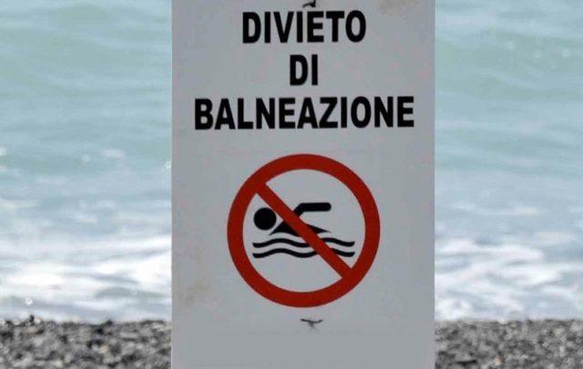 Alga tossica, divieto di balneazione sul lungomare di Trapani
