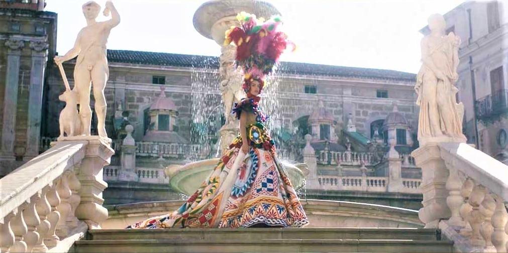 """Tornatore e Dolce&Gabbana ambasciatori della Sicilia con 'Devotion"""""""