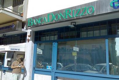 Palermo, la Banca 'Don Rizzo' chiude il semestre in utile