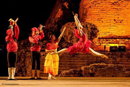 Taormina, domani in scena all'Antico Teatro il Don Chisciotte
