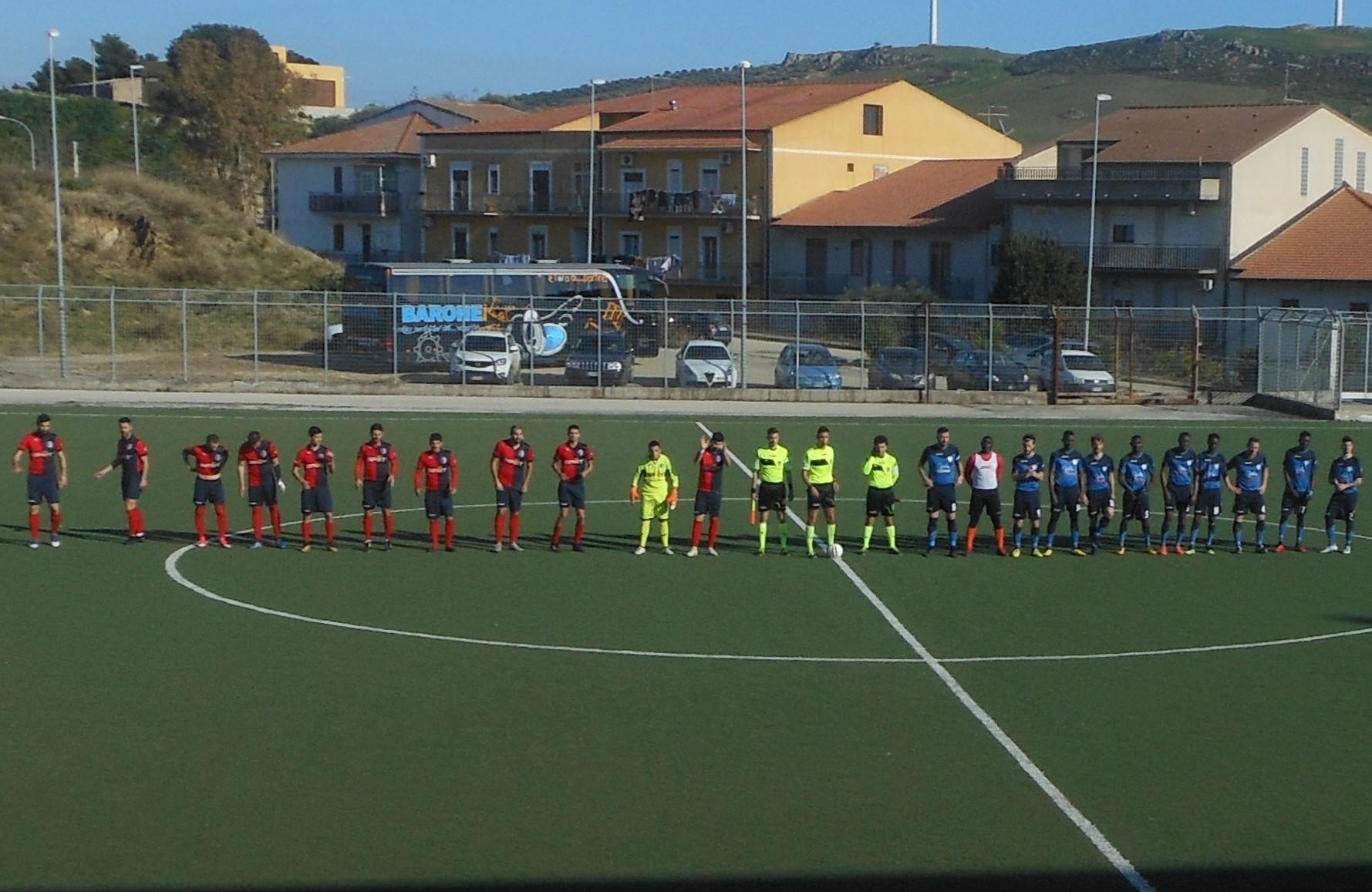 Calcio, Promozione: il Modica delude ancora in trasferta e pareggia con la Don Bosco ( 2 a 2 )