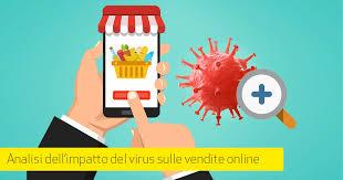 Covid-19: dal cibo ai farmaci è il boom per il commercio elettronico